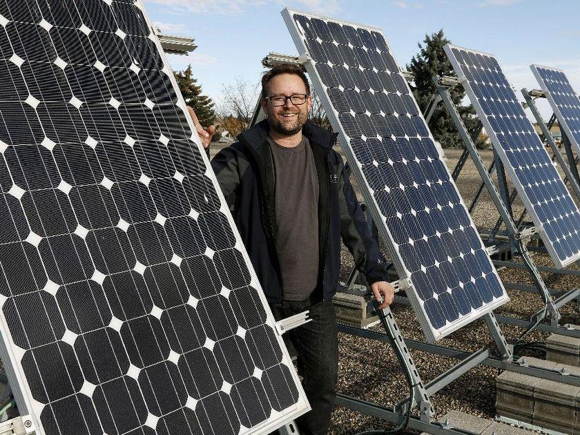 Aaron Solar