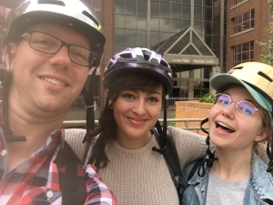 Alberta Emerald Foundation Staff Selfie