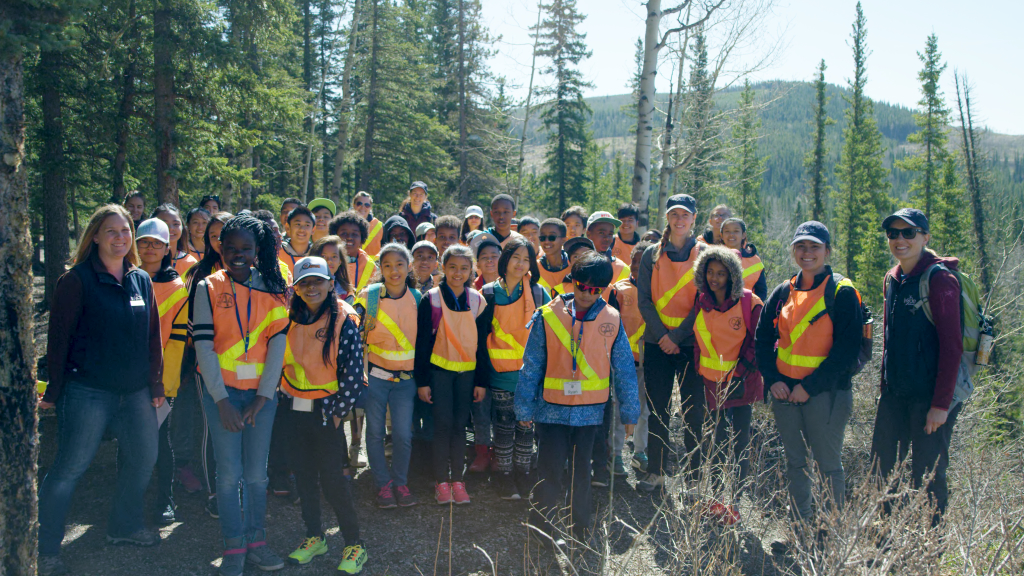 Inside Education, Alberta's Demonstration Forest Education Network