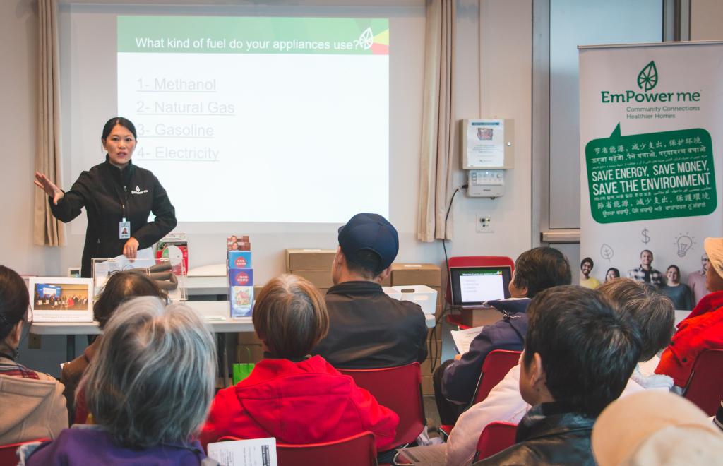 Empower Me Workshop in Mandarin 1