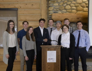 Cochrane High School Sustainable Development Committee